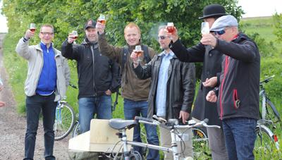 Skål för Gröna Husets Ölsällskap