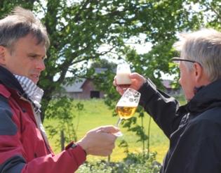 och vänner (Hade ingen bild på ölen i fråga