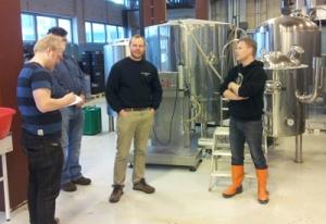 Magnus berättar om sitt bryggeri, Södra Maltfabriken