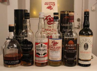 Världens whisky