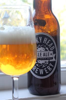 Rocky Head Pale Ale