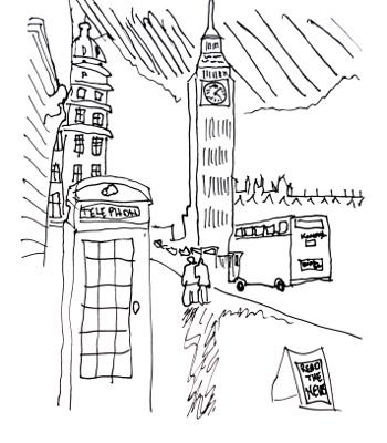 London, HP