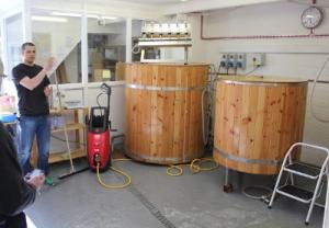 Moncada Brewery