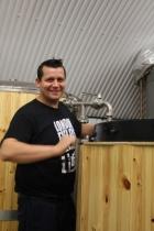 Ben Ott, London Fields Bryggare