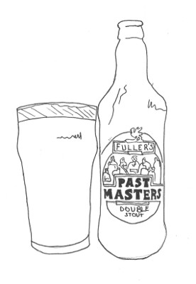 Fullers Past Masters Double Stout