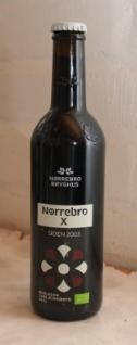 Nörrebro Brygghus X, flaskan