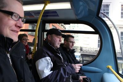 Bussåkning London