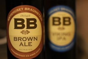 Braunstein Brown Ale