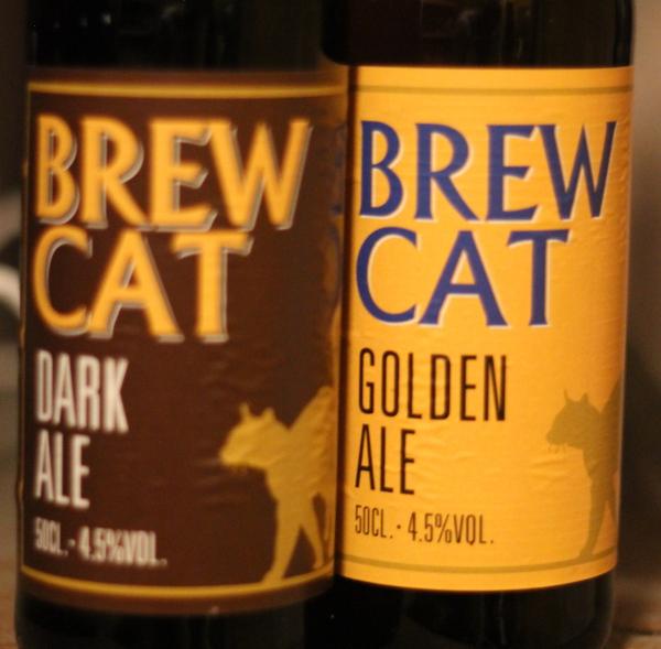 Brew Cat