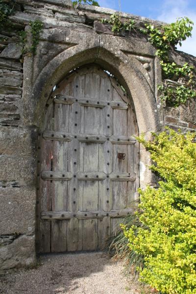 Dörr i England