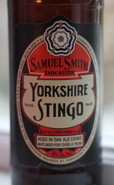 Samuel Smith Yorkshire Stingo, Karlströms Malt