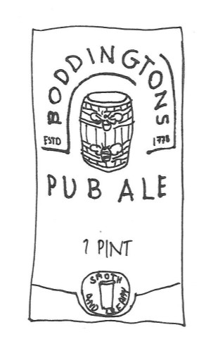 Boddington Pub Ale, Karlströms Malt