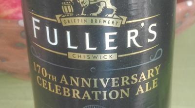 Fuller 170 jubileum
