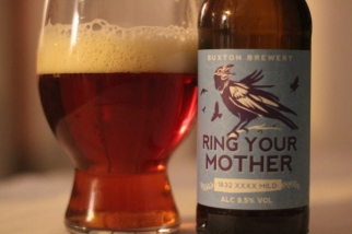 Ring your mother, Buxton Brewery, Karlströms Malt