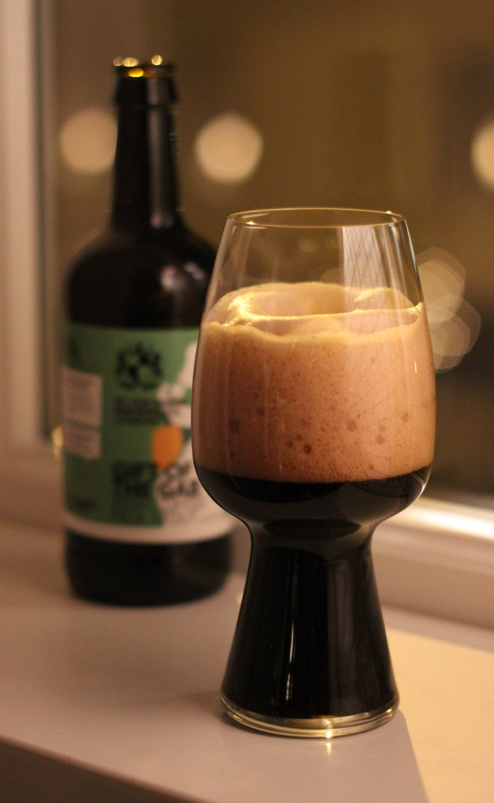 Stoutglas, By The Horns, Gift of the Gab, Karlströms Malt