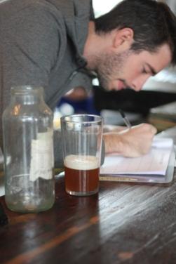 Provsmakning av Crates öl, Karlströms Malt