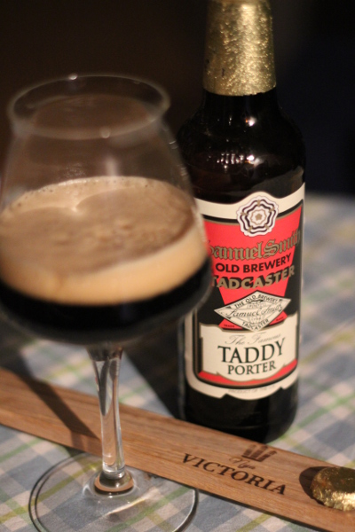 Taddy Porter, Sam Smith, Tadcaster, Karlströms Malt
