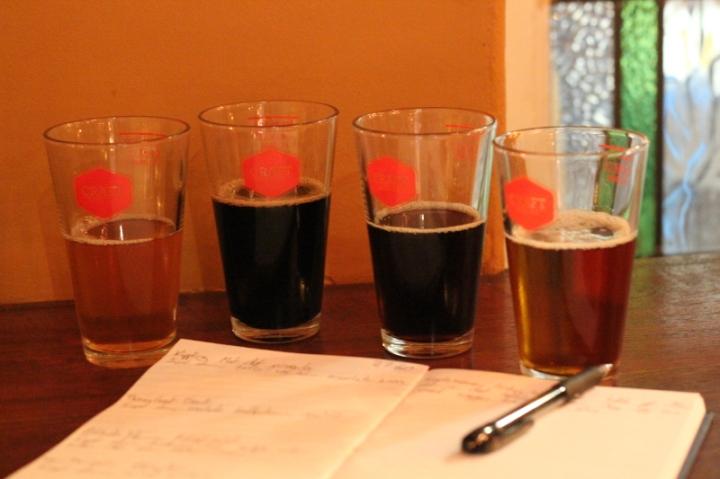 fyra-glas-ol-craft-beer-co-london-karlstroms-malt