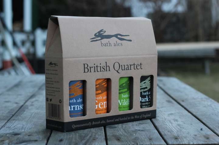 British Quartet, Bath Ales, Karlströms Malt
