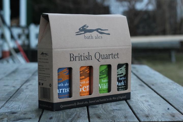 British Quartet, Bath Ales, Karlströms Malt