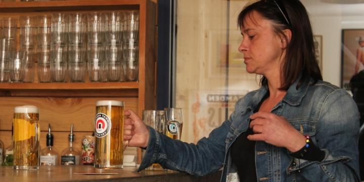 Camden Town Brewery, BrewTapp, London, Karlströms Malt