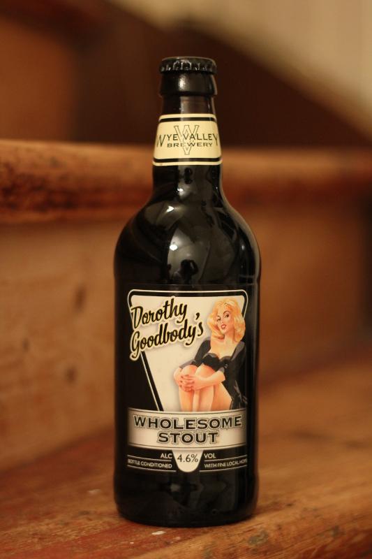 Dorothy Goodbody's, Wye Valley Brewery, Karlströms Malt