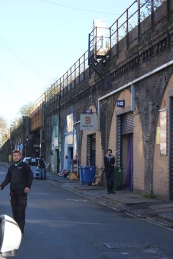Utsidan av Brixton, Jez, London, Karlströms Malt