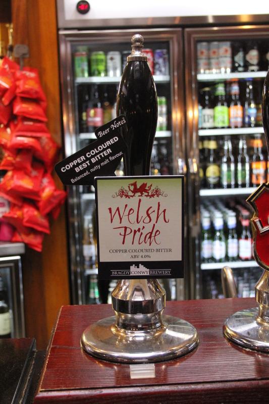Welsh Pride, Conwy, Karlströms Malt