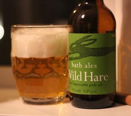 Wild Hare, Bath Ales, Karlströms Malt 02