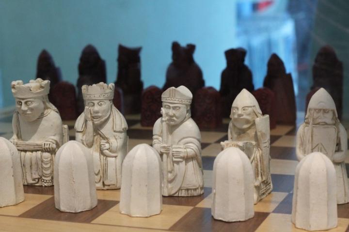 Chessmen from Lewis, Karlströms Malt