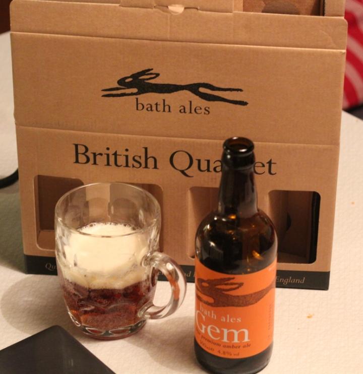 Gem, Bath Ales, Engelska öl, Karlströms Malt