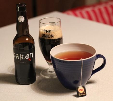 Baron H, kopp te, Hammerton Brewery, Karlströms Malt