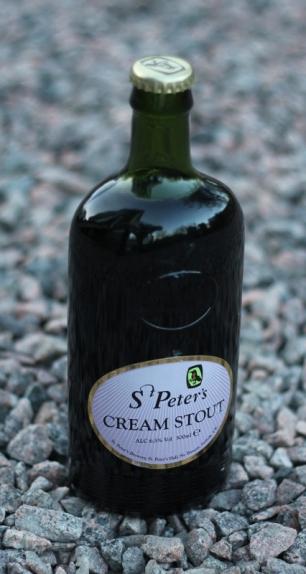 St Peters Cream Stout, Karlströms Malt