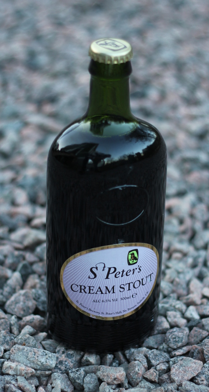 St Peters Cream Stout, Karlströms Malt