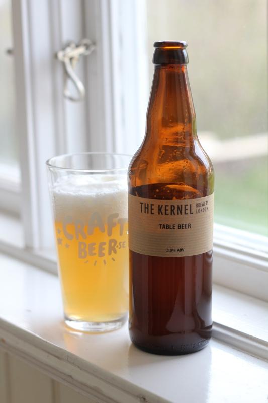 The Kernel, Table Beer, Upphäld, Karlströms Malt