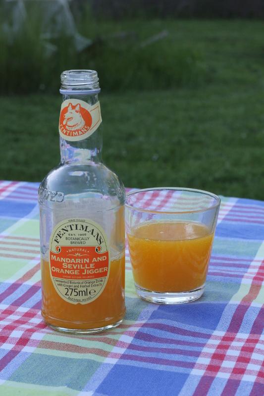 Fentimans Mandarin & Seville Orange Jigger, Karlströms Malt