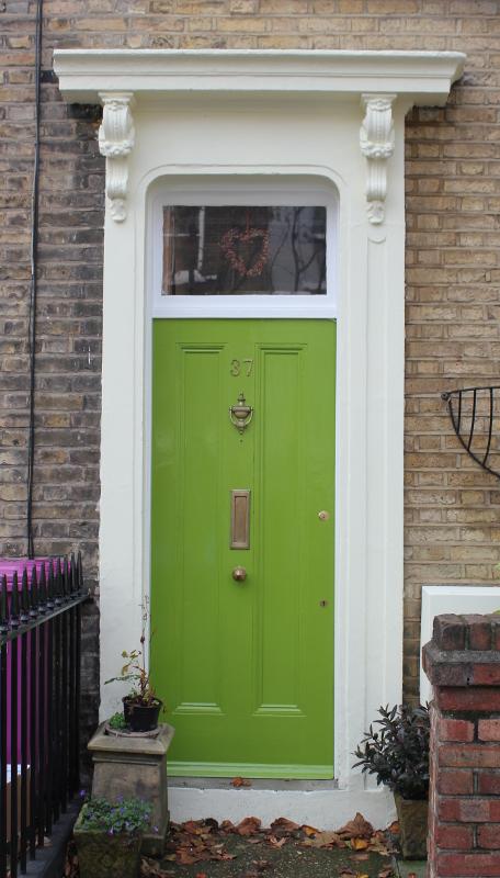 Grön dörr, London, Karlströms Malt