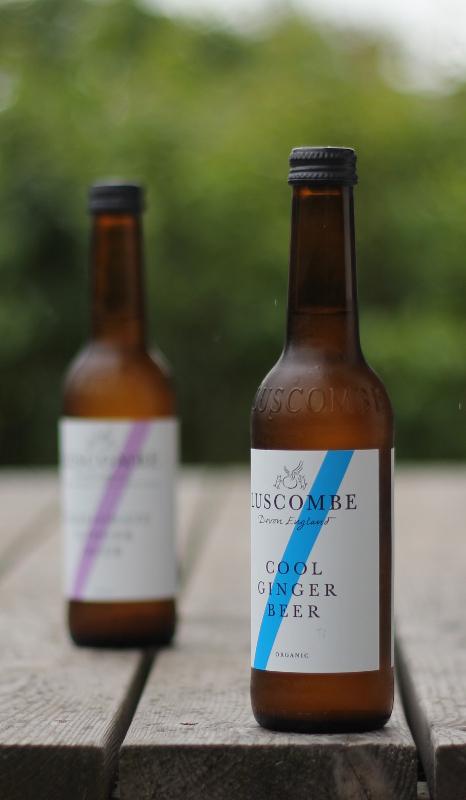 Luscombe Cool Ginger Beer, Karlströms Malt