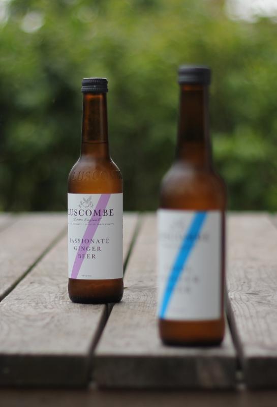 Luscombe Passionate Ginger Beer, Karlströms Malt