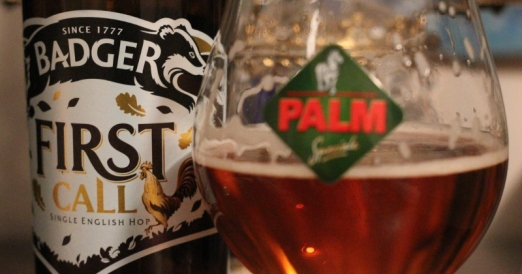 Badger First Call, Hall Woodhouse, Karlströms Malt