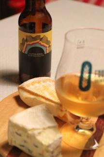 Buxton Stillwater Superluminal och ost, Karlströms Malt