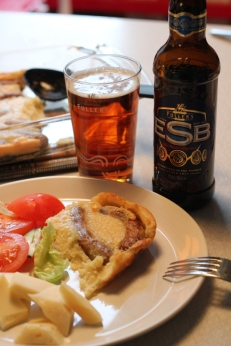Fullers ESB, Toad in the Hole, Karlströms malt