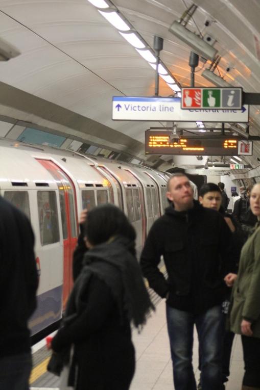 Tunnelbana, London, Karlströms Malt
