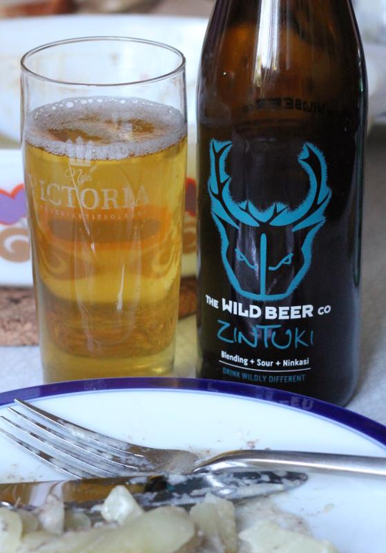 Zintuki, Wild Beer Co, Janssons Frestelse, Karlströms Malt