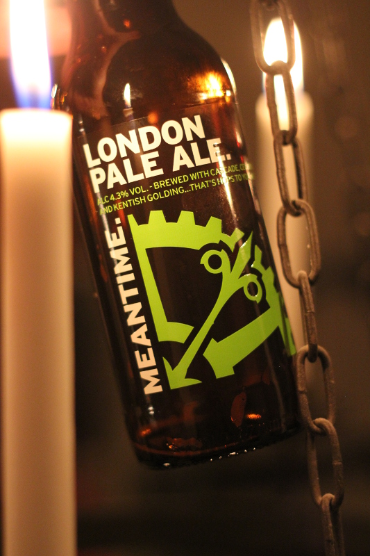Meantime London Pale Ale, Karlströms Malt