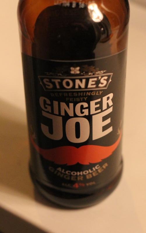 Stone's Ginger Joe, Karlströms Malt