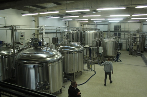 Moncada Brewery, Resa, London, Karlströms Malt