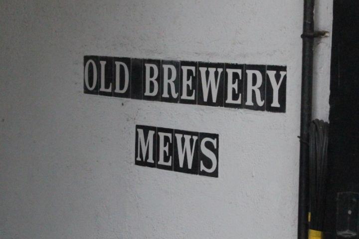Old Brewery Mews, Hampstead, Resa, London, Karlströms Malt