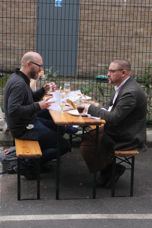 Second Breakfast, Partizan, Resa, London, Karlströms Malt