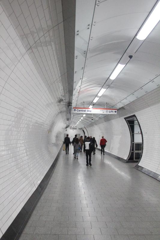 Tunnelbanan, Central Line, Resa, London, Karlströms Malt
